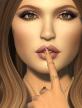 Makeup and nail -close-up-re
